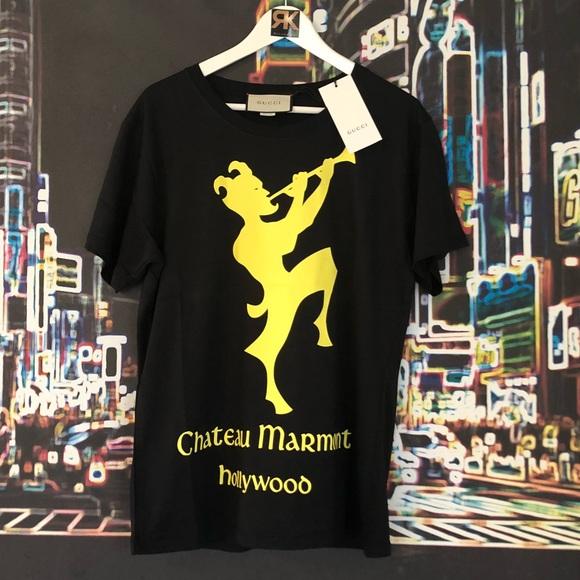 82dc2ebe3 Gucci Shirts | Chateau Marmont Tshirt | Poshmark